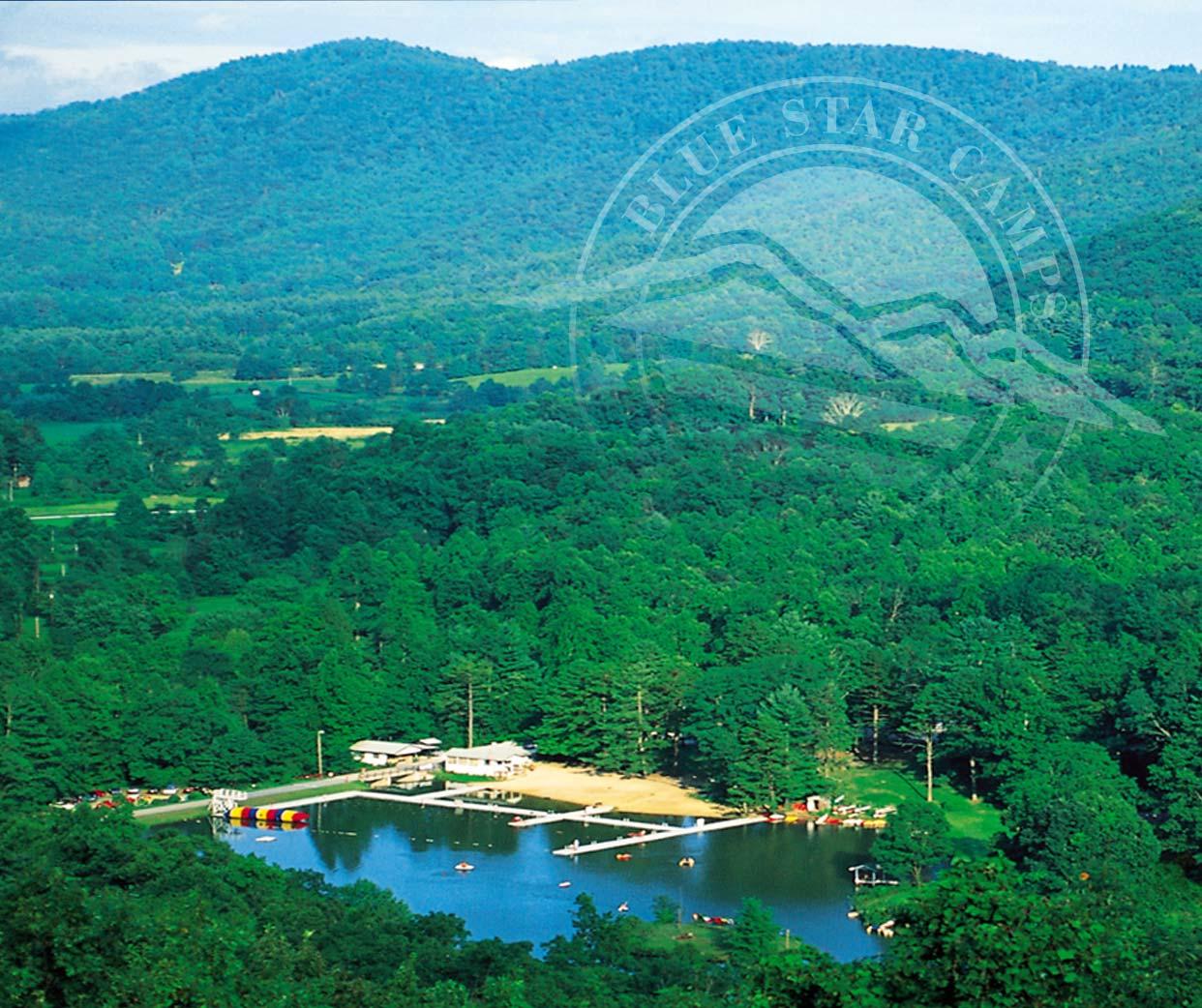 Blue Star Camps | North Carolina Coed Summer Camp
