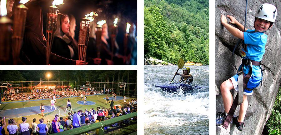 Nature Center Asheville Summer Camp